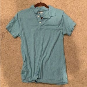 Old Navy Light Green Polo